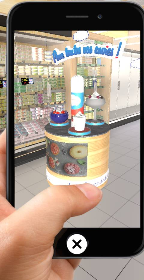 Contact Retail VR