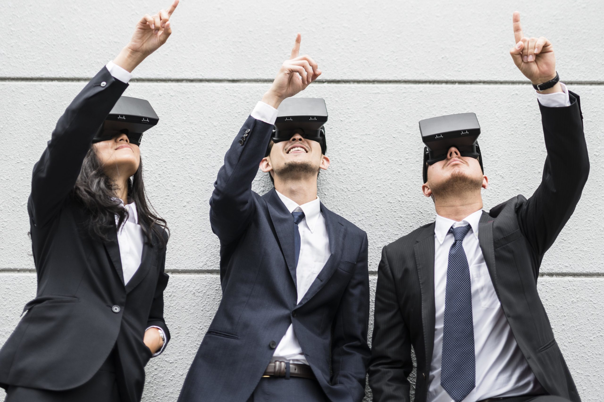 Virtual reality and teleworking